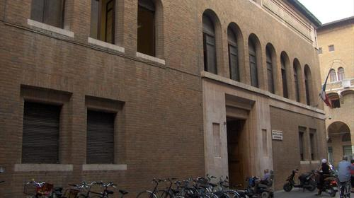 La biblioteca Oriani