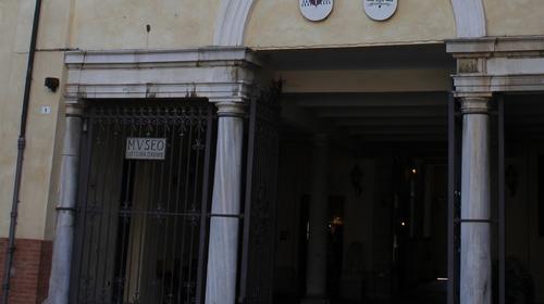 Ingresso del Museo Arcivescovile