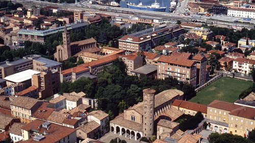 Giorgio Biserni, Ravenna, 2007 (copyright Biblioteca Classense)