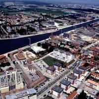 Veduta della nuova Darsena di Città (Fonte: Il Resto del Carlino)