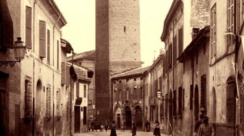 Vittorio Chiusoli, Torre Civica, 1910 (copyright Biblioteca Classense)