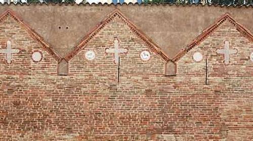Il muro di Droctulf