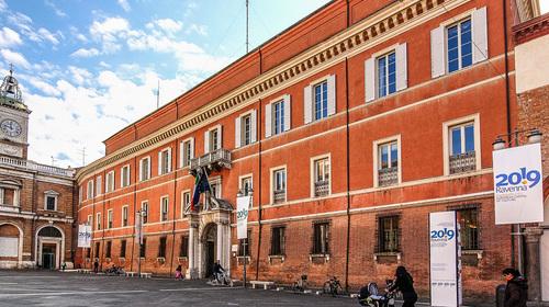 Il Palazzo della Prefettura o Palazzo del Legato Apostolico