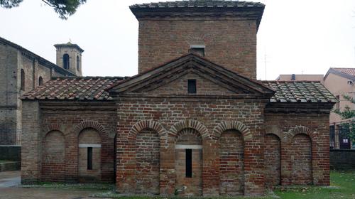 Il Mausoleo di Galla Placidia