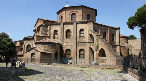 La chiesa di San Vitale