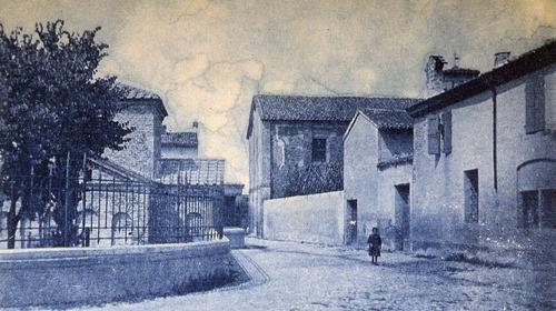 Gaetano Savini, Mausoleo di Galla Placidia in Piante Panoramiche, volume II, fig. 113, 1905-1907 (copyright Biblioteca Classense)