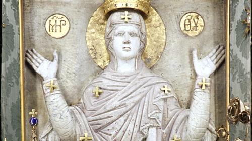 La Madonna Greca di Santa Maria in Porto